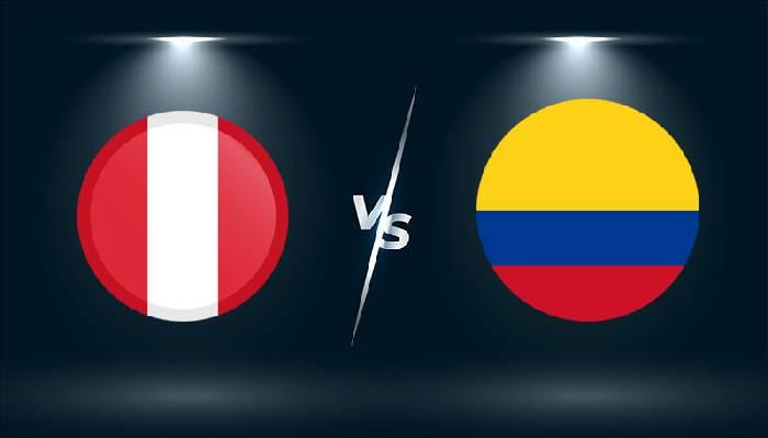 Xem trực tiếp Peru vs Colombia, 9h ngày 4/6, trên kênh nào?
