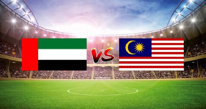 Link xem trực tiếp UAE vs Malaysia hôm nay trên kênh nào?
