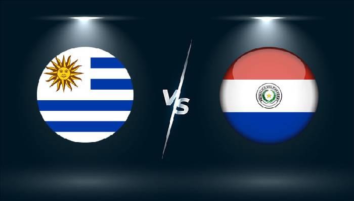 Xem trực tiếp Uruguay vs Paraguay hôm nay trên kênh nào?