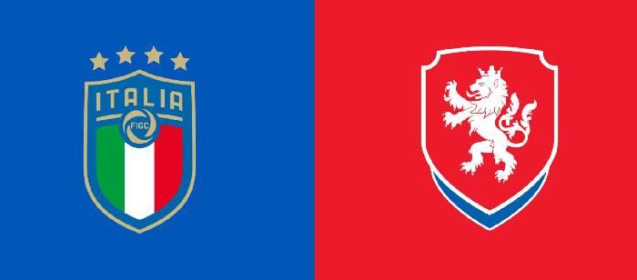 Link xem trực tiếp Italia vs Cộng hòa Séc trên kênh nào?