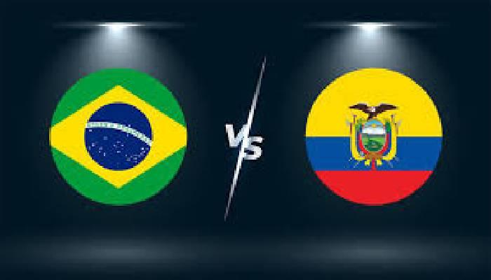 Xem trực tiếp Brazil vs Ecuador, vòng loại Worl Cup 2022