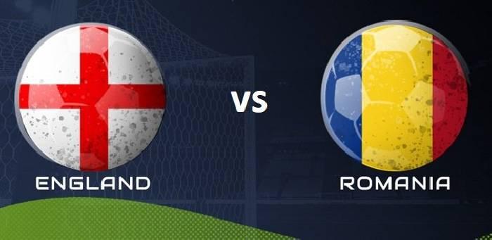 Link xem trực tiếp Anh vs Romania hôm nay 23h00 ngày 6/6