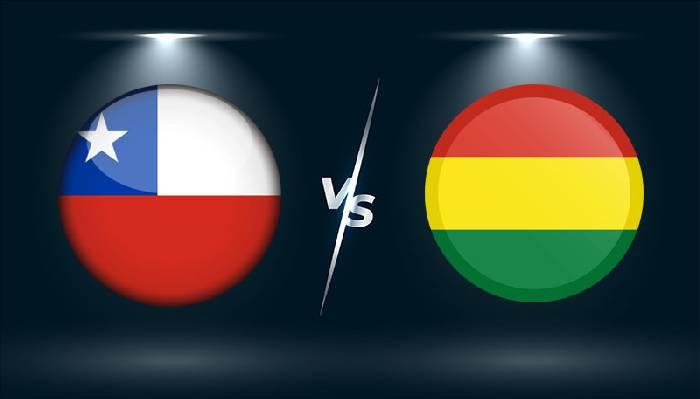 Link xem trực tiếp Chile vs Bolivia hôm nay trên kênh nào?