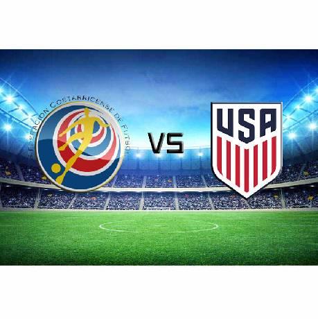Link xem trực tiếp Mỹ vs Costa Rica hôm nay 6h00 ngày 10/6