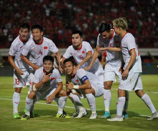 Thống kê truớc trận Việt Nam vs Malaysia: Việt Nam vượt trội