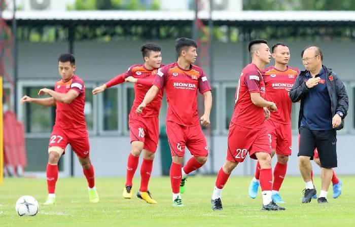 Đội tuyển Việt Nam vs đội tuyển Malaysia hôm nay đá trên sân nào?