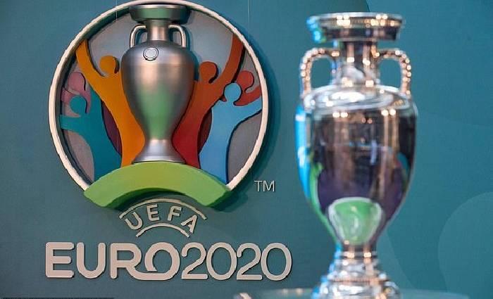 Lịch thi đấu Euro 2021 hôm nay ngày 12/6 theo giờ Việt Nam