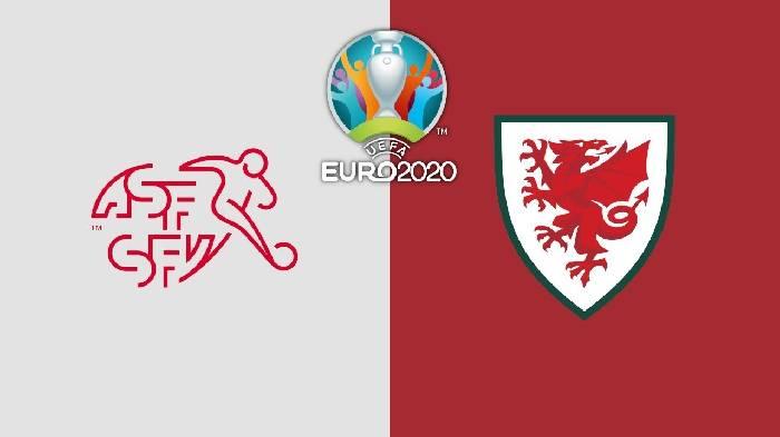 Link xem trực tiếp Xứ Wales vs Thụy Sĩ hôm nay trên kênh nào?