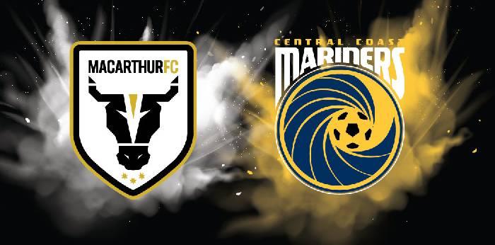 Xem trực tiếp bóng đá Úc: Central Coast Mariners vs Macarthur