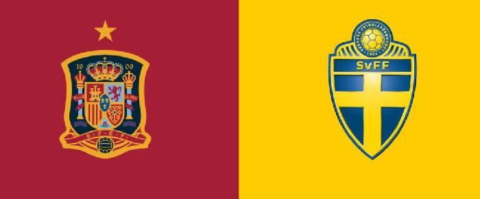Link xem trực tiếp Tây Ban Nha vs Thụy Điển hôm nay ngày 15/06