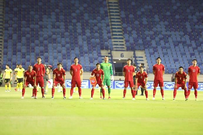 Đội hình ra sân dự kiến Việt Nam vs UAE hôm nay lúc 23h45
