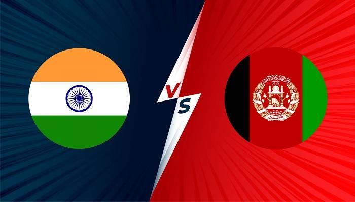 Link xem trực tiếp Ấn Độ vs Afghanistan hôm nay trên kênh nào?