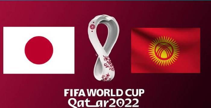 Xem trực tiếp Nhật Bản vs Kyrgyzstan vòng loại World Cup 2022