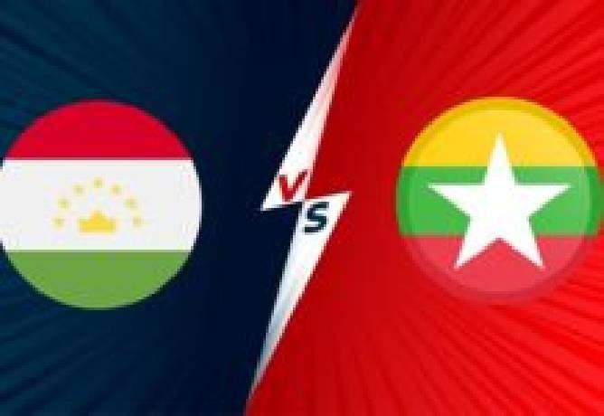 Tỷ lệ kèo nhà cái trận Tajikistan vs Myanmar hôm nay ngày 15/6