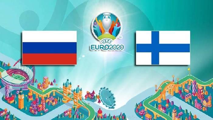 Link xem trực tiếp Phần Lan vs Nga hôm nay trên kênh nào?
