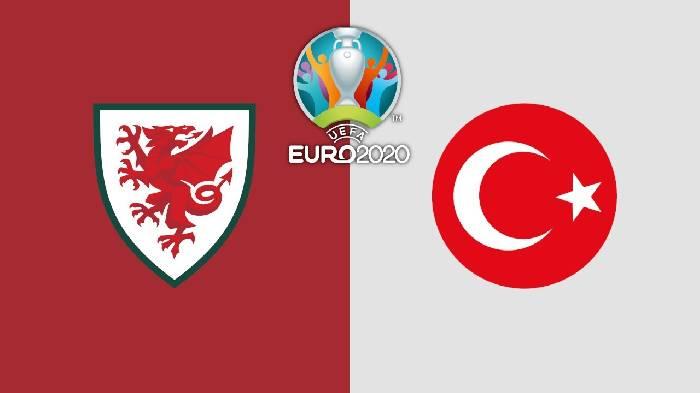 Link xem trực tiếp Thổ Nhĩ Kỳ vs Xứ Wales hôm nay 23h00 ngày 16/06