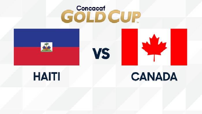 Xem trực tiếp Canada vs Haiti hôm nay 16/06