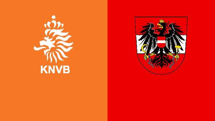 Link xem trực tiếp Hà Lan vs Áo tối nay trên kênh nào?