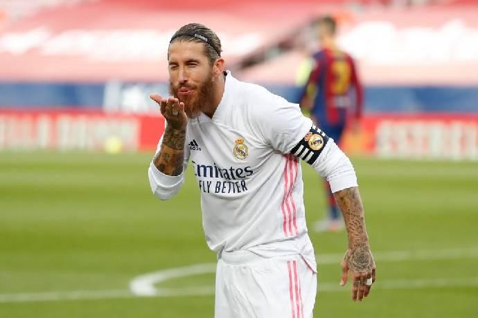 Tin chuyển nhượng: Sergio Ramos chính thức rời Real Madrid