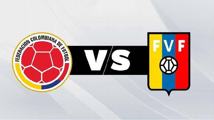 Tỷ lệ kèo bóng đá Colombia vs Venezuela hôm nay, 04h00 ngày 18/06