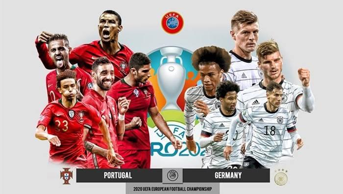 Link xem trực tiếp Bồ Đào Nha vs Đức hôm nay lúc 11h00 ngày 19/06