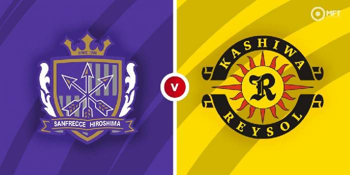 Trực tiếp Sanfrecce Hiroshima vs Kashiwa Reysol, 17h00 ngày 19/06