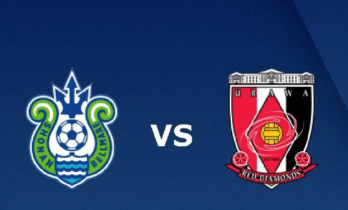 Xem trực tiếp bóng đá nhật bản, Urawa Red Diamonds vs Shonan Bellmare