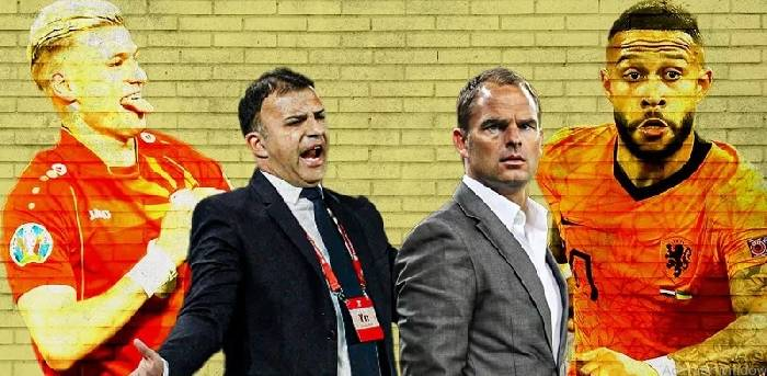 Link xem trực tiếp Bắc Macedonia vs Hà Lan hôm nay ngày 21/06
