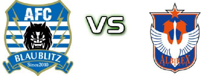 Link xem trực tiếp Blaublitz Akita vs Albirex Niigata, 17h00 ngày 21/6