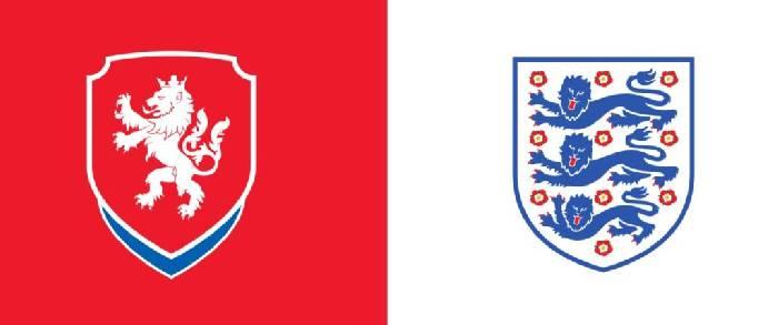 Nhận định bóng đá CH Séc vs Anh hôm nay lúc 02h00 ngày 23/06