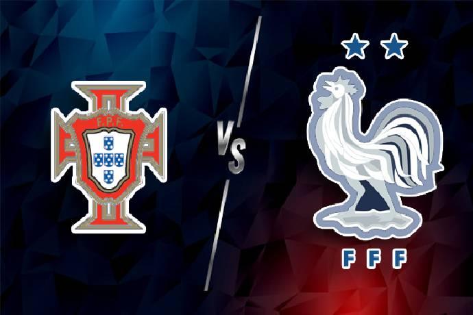 Link xem trực tiếp Bồ Đào Nha vs Pháp tối nay, 02h00 ngày 24/06