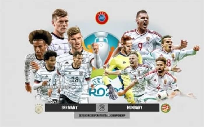 Nhận định bóng đá Đức vs Hungary hôm nay lúc 02h00 ngày 24/06