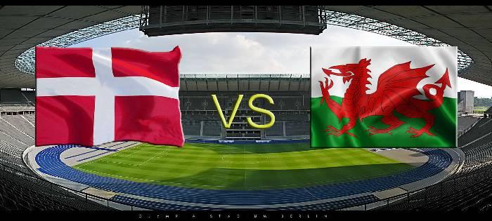 Link xem trực tiếp Euro 2021: Xứ Wales và Đan Mạch tối nay 23h00