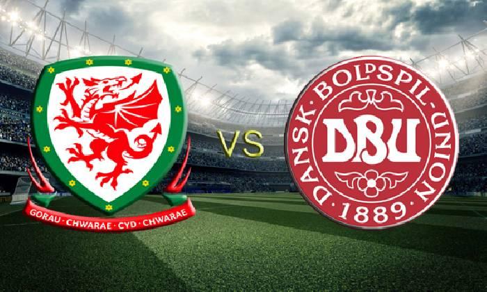 Tỷ lệ kèo bóng đá Euro Xứ Wales vs Đan Mạch hôm nay lúc 23h00