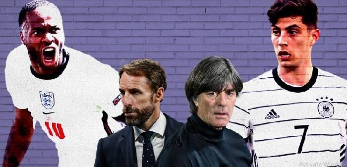 Link trực tiếp  Anh vs Đức hôm nay lúc 23h00 ngày 29/06