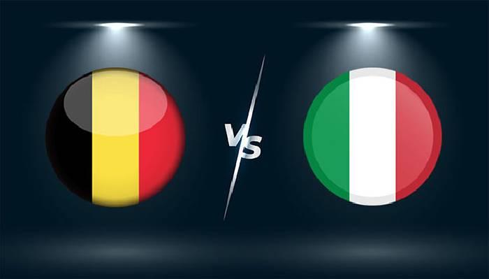 Lịch sử đối đầu Bỉ vs Ý hôm nay Euro 2021 lúc 02h00 ngày 03/07