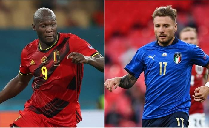 Danh sách đội hình ra sân dự kiến Bỉ vs Ý hôm nay 02h00 ngày 02/07