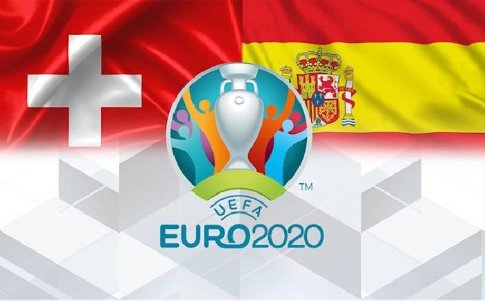 Link xem trực tiếp Thụy Sĩ vs Tây Ban Nha hôm nay 23h00 ngày 2/7