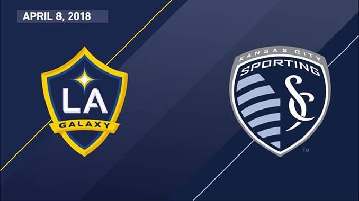 Link xem trực tiếp LA Galaxy vs Sporting KC, 09h30 ngày 05/07
