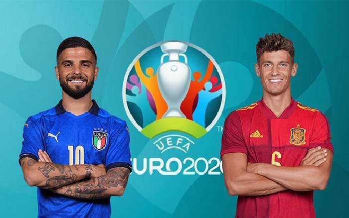 Link xem trực tiếp Ý vs Tây Ban Nha hôm nay 02h00 kênh nào, ở đâu?