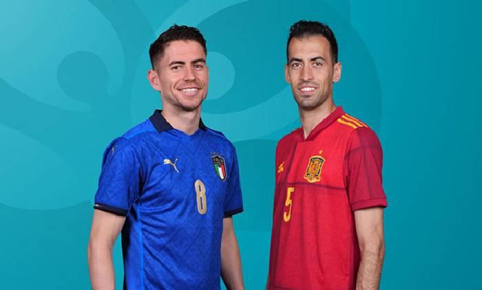 Tỷ lệ soi kèo nhà cái Ý vs Tây Ban Nha hôm nay lúc 02h00 ngày 07/07