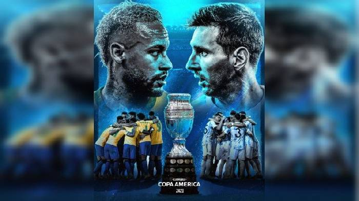 Link xem trực tiếp Brazil vs Argentina hôm nay 07h00 ngày 11/07