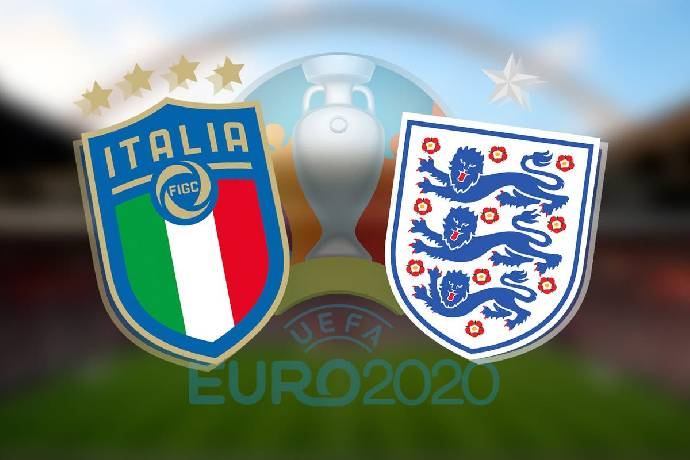 Link xem trực tiếp Anh vs Ý hôm nay lúc 02h00 ngày 12/07