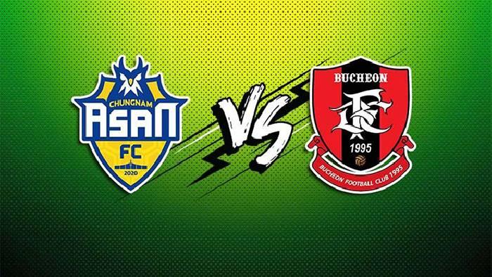 Link xem trực tiếp Chungnam Asan vs Bucheon FC, 17h30 ngày 12/07