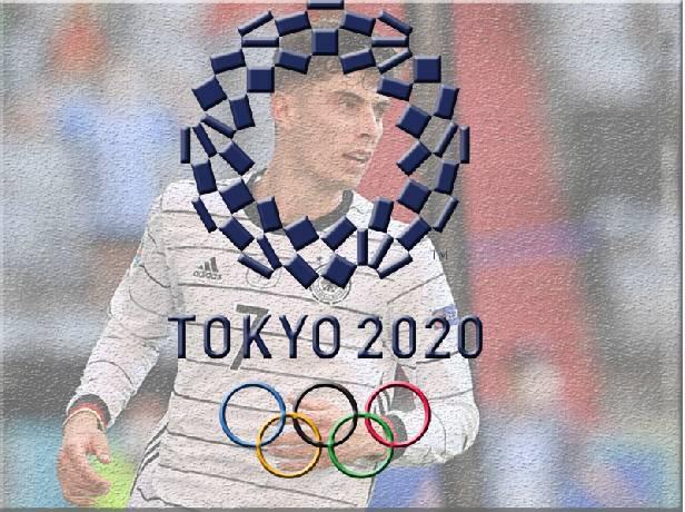 Lịch thi đấu bóng đá nam Olympic Tokyo 2020 hôm nay nhanh nhất