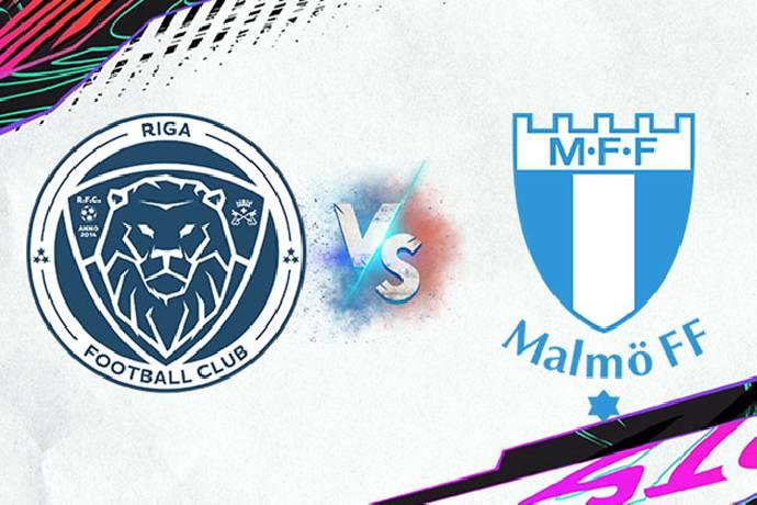 Link xem trực tiếp Riga vs Malmo, 21h00 ngày 08/07