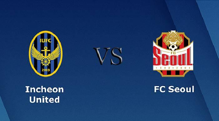 Link xem trực tiếp FC Seoul vs Incheon United, 17h30 ngày 14/07