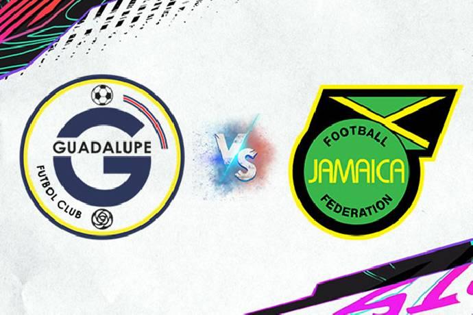 Link xem trực tiếp Guadeloupe vs Jamaica, 05h30 ngày 17/07
