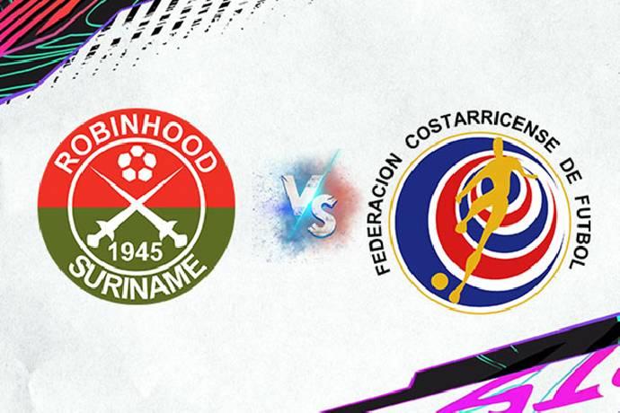 Link xem trực tiếp Suriname vs Costa Rica, 07h30 ngày 17/07