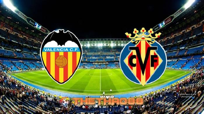 Link xem trực tiếp Valencia vs Villarreal, 23h30 ngày 16/07